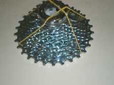 Campagnolo Veloce 10 speed cassette all ratio's