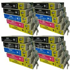20 CiberDirect Replacements for Epson T1295 Printer Ink Cartridges - VAT Invoice