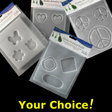 Medium Shapes JEWELRY MOLD for casting resin Yaley Deep Flex