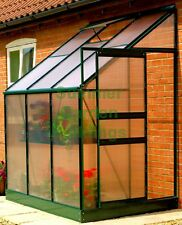 SPECIAL OFFERS - 6x4 LEAN TO GREENHOUSE 04 PACKAGE DEALS