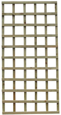 Heavy Duty Garden Wooden Timber Trellis - various sizes available -  Brand New