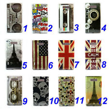 Various Pattern Design Hard Skin Case Cover For LG Optimus L7 P700 P705