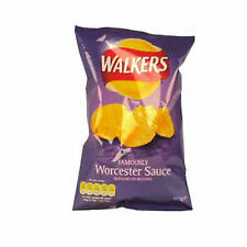 Walkers Potato Crisps 32.5g 48 Bags Full Box - ALL FLAVOURS