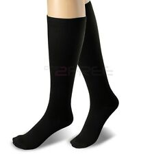 1Pair Unisex Graduate Compression Support Running Socks Knee High Slim Foot Care