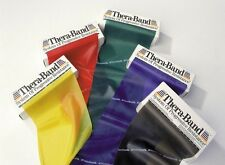 1st CLASS UK POST THERABAND ORIGINAL STRETCH EXERCISE BANDS PILATES YOGA BALLET