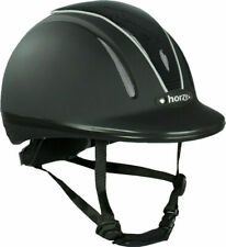 Horze Pacific Defenze Fully Ventilated Adustable Safety Horse Riding Hat/Helmet
