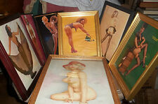 vargas girls pin up from playboys various pictures  add to your man cave
