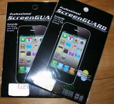 3x Clear LCD Guard Shield Screen Protector Film FOR LG Optimus Cell Phones new