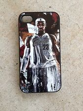 Lebron James Cleveland Cavs iPhone 4 4s 5 5s 5c 6 case Free Shipping