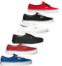 VANS SHOES MEN'S WOMEN'S UNISEX - BRAND NEW 100% AUTHENTIC (BEST PRICE ALL SIZE)