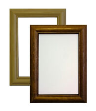 1 Inch Beech and Antique Frame,Ivory,White,Black,Mounts Or Frame Only,Small*H1
