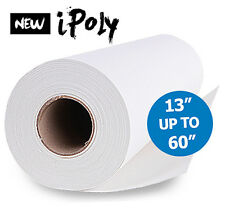 Inkjet Canvas Rolls, Matte Polyester Canvas Roll 280gsm, 18m & 30m in all Sizes!