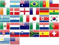 Flags of the World Suitable to use outdoors  5 foot x 3 foot Choose your Country