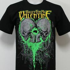 BULLET FOR MY VALENTINE T-Shirt 100% Cotton New Size S M L XL 2XL