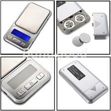 0.001-10G 0.01-100G 0.1-500G Pocket Digital Gold Jewelry Weighting Scale Balance