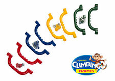 HAND GRIPS GRAB HANDLES (Set 2) Climbing frame playhouse tree house Jungle Gym