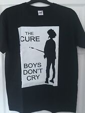 THE CURE - BOYS DON'T CRY - COTTON TEE-SHIRT