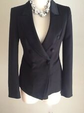 NWT WHITE HOUSE BLACK MARKET  Double-Breasted Tux Jacket 00, 2, 8
