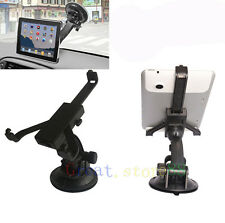 "IN Car Suction Windscreen Cradle Mount Holder For PC Tablet TAB 9.7"" 10"" 10.1"""