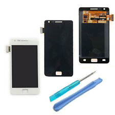 New Touch digitizer+LCD Display For Samsung Galaxy SII S2 i9100+Screen Protector