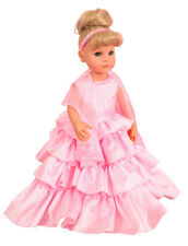"FRILLY LILY ""CARMEN""PALE PINK  PROM DRESS SET  FOR 14-18 INCH[35-40 CM] DOLLS"