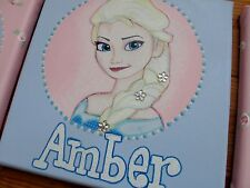 HandPainted Canvas Pictures for Children's rooms - MANY THEMES (Single or Sets)