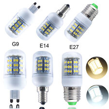 1/5x E27/E14/G9/B22/G4/GU10 3W 3.5W 4W SMD LED Corn Bulbs Light Day/ Warm White