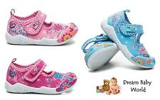 Lovely girls canvas shoes size 3.5 - 8 UK - in 3 lovely colours NEW!!