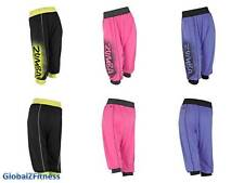 ZUMBA FITNESS NEW SATURN HAREM PANTS! SHIPS SAME DAY! NWT! 3 GREAT COLORS!