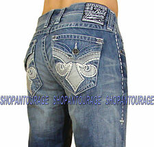 Affliction Cooper Cathedral 110BC076 Boot Cut Denim