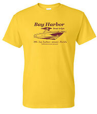 Dexter - Bay Harbor - Slice of life T-shirt - Yellow - S to XL - 100% cotton