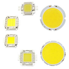 3W/5W/7W/9W/10W/12W/20W/30W/50W/70W/80W/100W Round COB LED Chips Cool Warm White