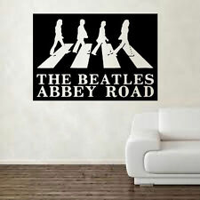 The Beatles Abbey Rd Decal Vinyl Wall Sticker