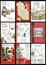 SOMETHING FOR EVERYONE ~ Quality ~ Christmas Cards ~ ONLY 99p Each