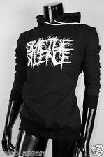 NWT Suicide Silence Mitch Lucker Rock Heavy Metal Adult Retro VTG Hoodie Jumper