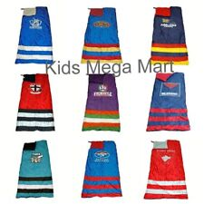 Official Licensed AFL SLEEPING BAG - Choose your Team - Brand New with Tags
