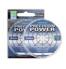 Preston Innovations Reflo Precision Power Fishing Line 50m Spool