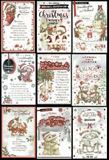 BEAUTIFUL  ~ CHRISTMAS CARD ~ FABULOUS VERSES ~SOMETHING FOR EVERYONE