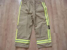 Cosalt Ballyclare Goretex Nomex Gold PBI Firemans Gold Patch Trousers 76cm-88cm