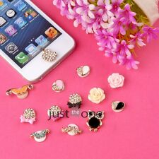 Lovely Home Button Sticker for Apple iPhone 4 4S 5 3GS iPad iTouch Mobile Phones