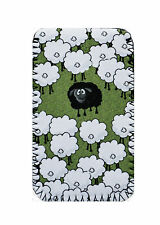 Black Sheep  PHONE CASE POUCH Fits Samsung Galaxy s2, s3, s3mini,s4 & s4mini