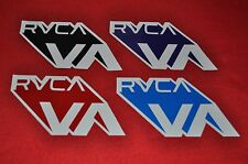 "7"" RVCA VA RUCA Clothing Sticker Buy 2 Get 1 FREE Skate Skateboard Surf UFC"