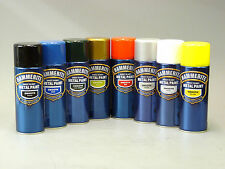 Hammerite Direct To Rust Smooth Aerosol Spray Paint- ALL COLOURS AVAILABLE