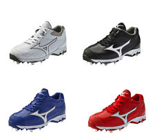 Mizuno Women's Metal 9-Spike Advanced Sweep Fastpitch Softball Cleats - 4 Colors