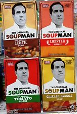 The Original SoupMan Soup Bisque Chowder Heat & Serve ~ Pick One