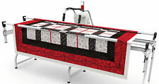 Grace Company SR2 Queen / Crib Length Machine Quilting Frame & Speed Control
