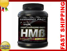 HI TEC HMB 200/400/600 c. Anabolic & Anticatabolic Muscle Strenght / Weight Loss
