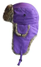 Unisex Adult Waterproof Trapper Hat (7 colours) FREE fast post 1st class