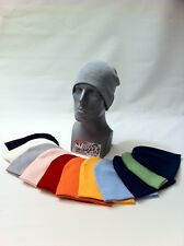 Basic slouch Beanie/Cap/winter Mütze alle Fareben all colors New