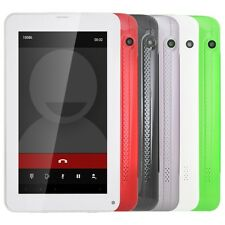7'' Bluetooth 2G GSM Phone Phablet 1G+4G Android 4.0 1.5GHz Dual Camera Tablet